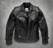 LD'SレザーJKT/Priscella Leather BikerJacket