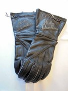 LD'S/Brava Distressed Leather Gloves