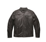 Midway Distressed LeatherJacket