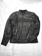 レザーJKT/Asylum Leather Jacket