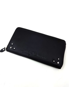 Ladies' Zip-AroundLeatherWallet