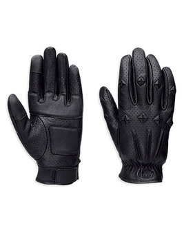 グローブ/#1 Skull Perforated Gloves