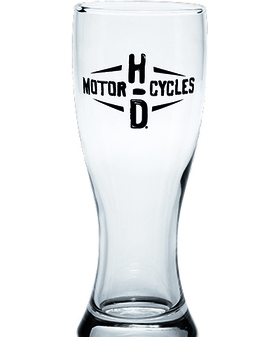 グラス/HD MotorCycles Pilsner Glass