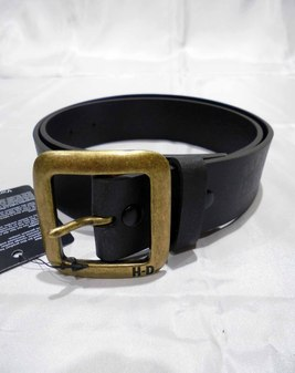 ベルト/ Brass Finish BuckleBelt