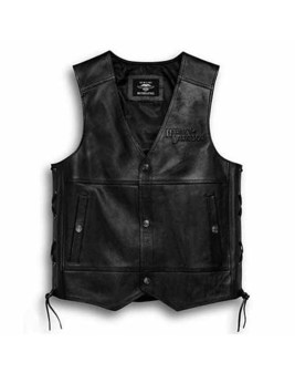 Men's Tradition LeatherVest
